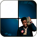 NBA YoungBoy - Outside Today Piano Tiles