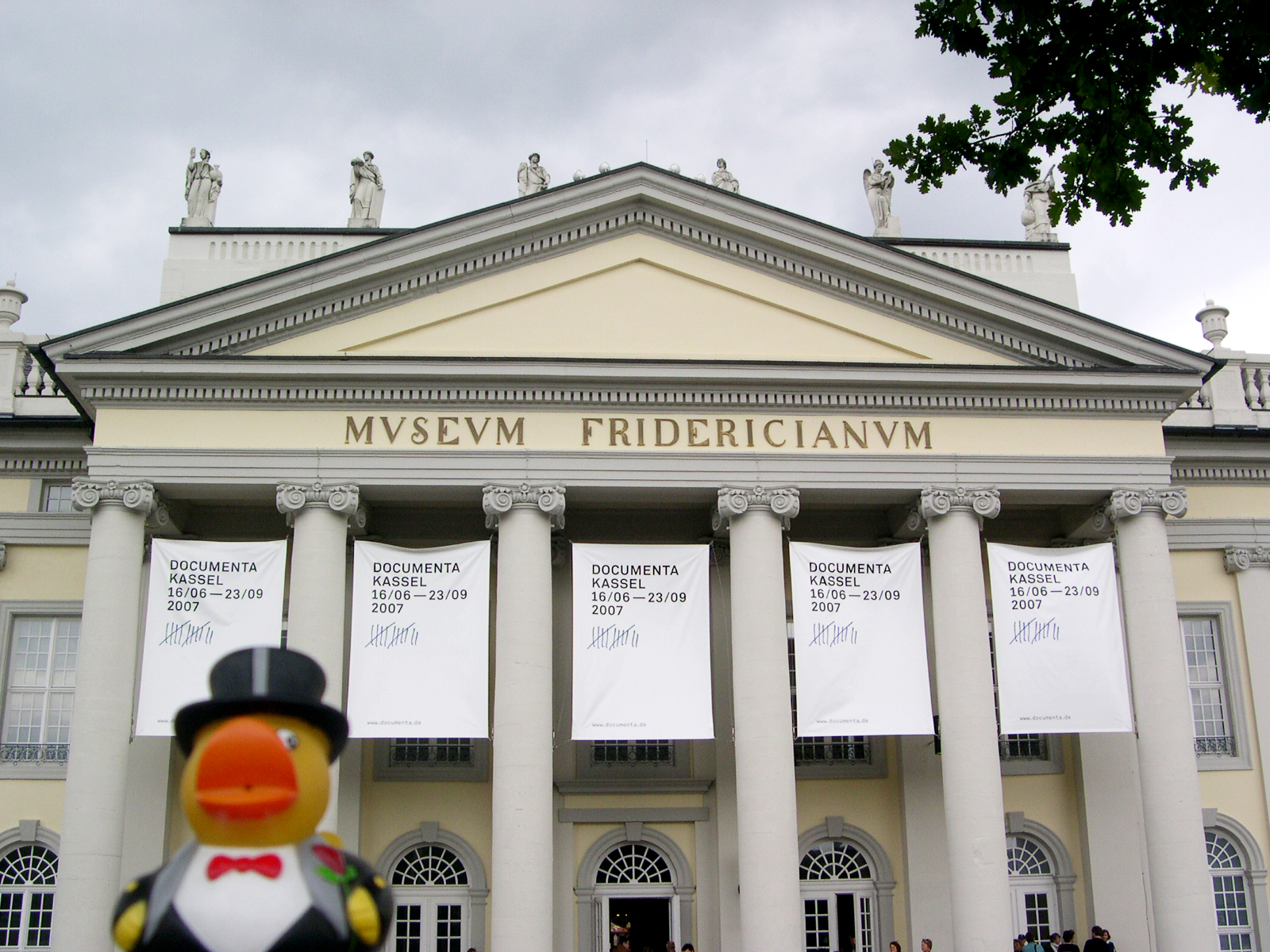 Photo: Fridericianum