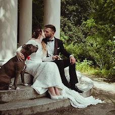 Wedding photographer Justyna Pruszyńska (pruszynska). Photo of 16.10.2017