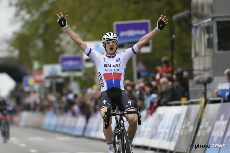 Petr Vakoc is het speerpunt van Quick-Step Down Under, 'nieuwkomer' Dries Devenyns is de enige Belg in de selectie