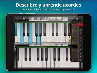 Las cuatro mejores aplicaciones Android para tocar el piano
