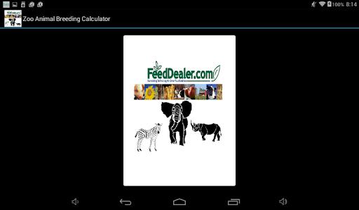 Zoo Animal Breeding Calculator