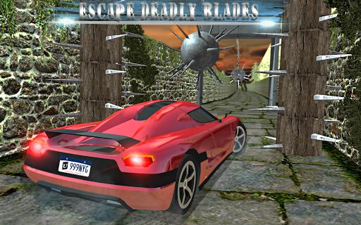 3D Automobilový pohon: automobil Dálnice uniknout screenshot 1