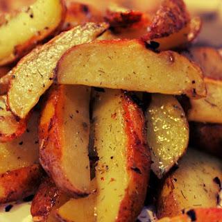 Breaded Potato Wedges Recipes.