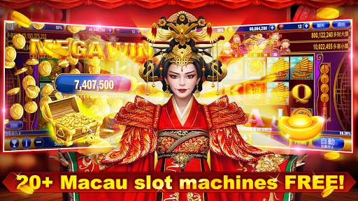 Grand Macau u2013 Royal Slots Free Casino 5.11.2 screenshots 6