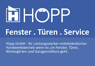 Photo: Höpp GmbH Logo und Claim - www.hoepp-gmbh.de
