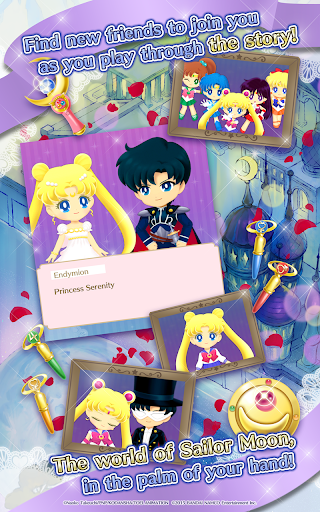 Sailor Moon Drops 1.20.0 screenshots 4