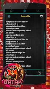 Lagu Batak Toba Terbaru - náhled