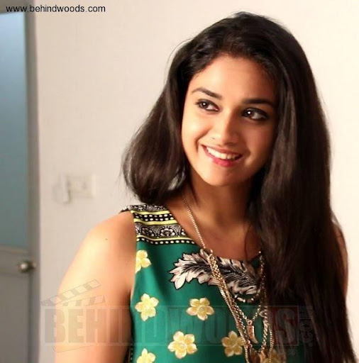 Keerthy Suresh HD Wallpapers 1.12 screenshots 6