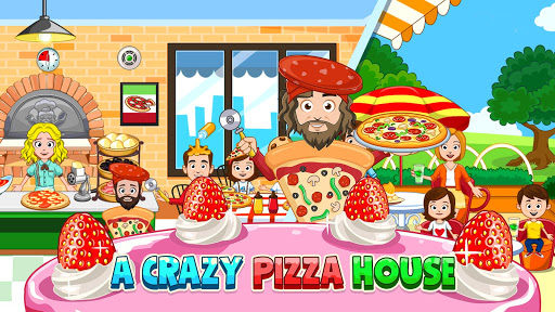 My Town : Bakery & Cooking Kids Game android2mod screenshots 5