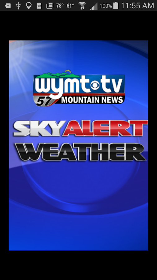 WYMT Radar - screenshot
