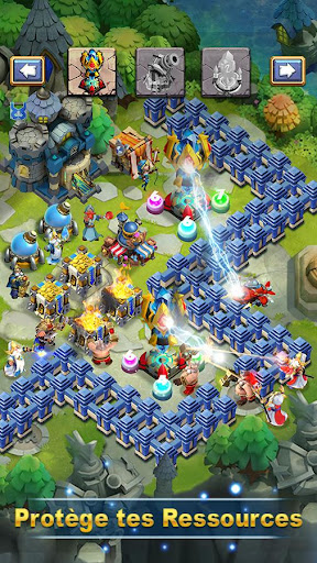 Castle Clash: L'Ultime Duel 1.6.44 screenshots 3