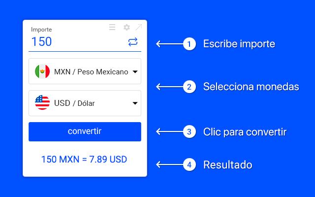 conversión de pesos mexicanos a colombianos