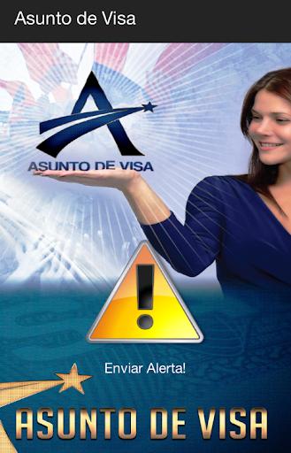 Asunto de Visa