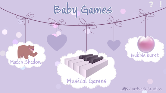 Baby Games Pro - náhled