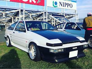 スプリンタートレノ AE86 AE86 GT-APEX 58年式のカスタム事例画像 lemoned_ae86さんの2018年12月10日23:38の投稿