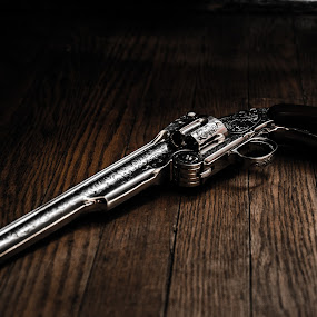 Wyatt Earp 1874 Schofield .44 Smith and Wesson revolver by Florin Marksteiner - Artistic Objects Antiques ( tombstone, schofield, cowboy, guns, shefiff, arizona, wyatt earp, smith and wesson, outlaw, revolver,  )