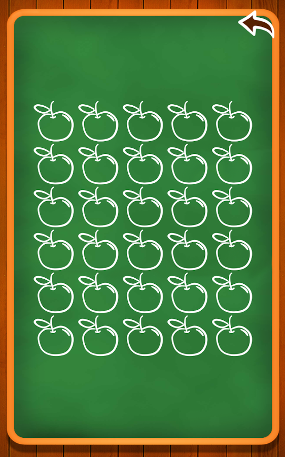 Learn multiplication table- screenshot