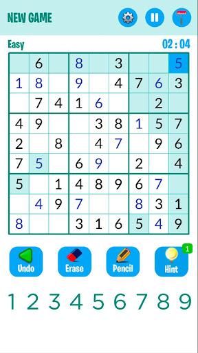 Sudoku 2020 1.4 screenshots 4