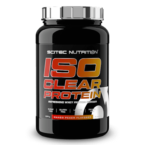 Iso Clear Protein, 1025g