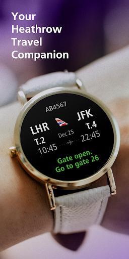 Heathrow Airport Guide Pro  screenshot 1