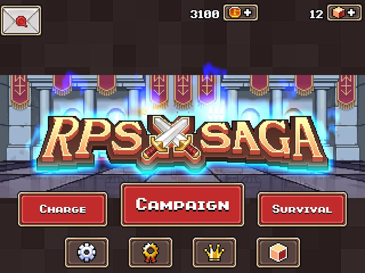 RPS Saga- screenshot