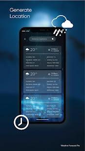 Download Weather Forecast & Live Radar For PC Windows and Mac apk screenshot 4