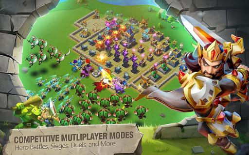 Télécharger Gratuit Heroes Bash mod apk screenshots 4