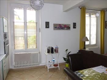 appartement à Crepy-en-valois (60)