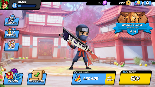 Fruit Ninja 2 - Fun Action Games apkpoly screenshots 7