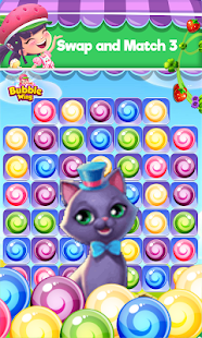 Download Bubble Wing Pop Match Game For PC Windows and Mac apk screenshot 3