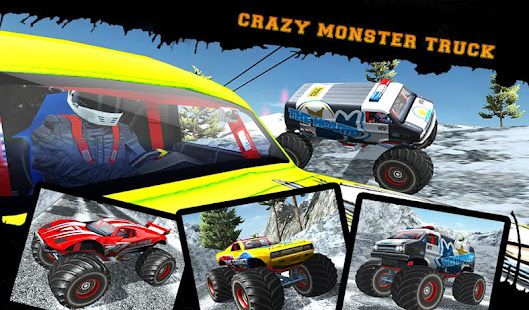 snow racing monster truck 17 apps on google play. Black Bedroom Furniture Sets. Home Design Ideas