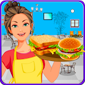 Restaurant Food Business Story: Meal Cooking Game