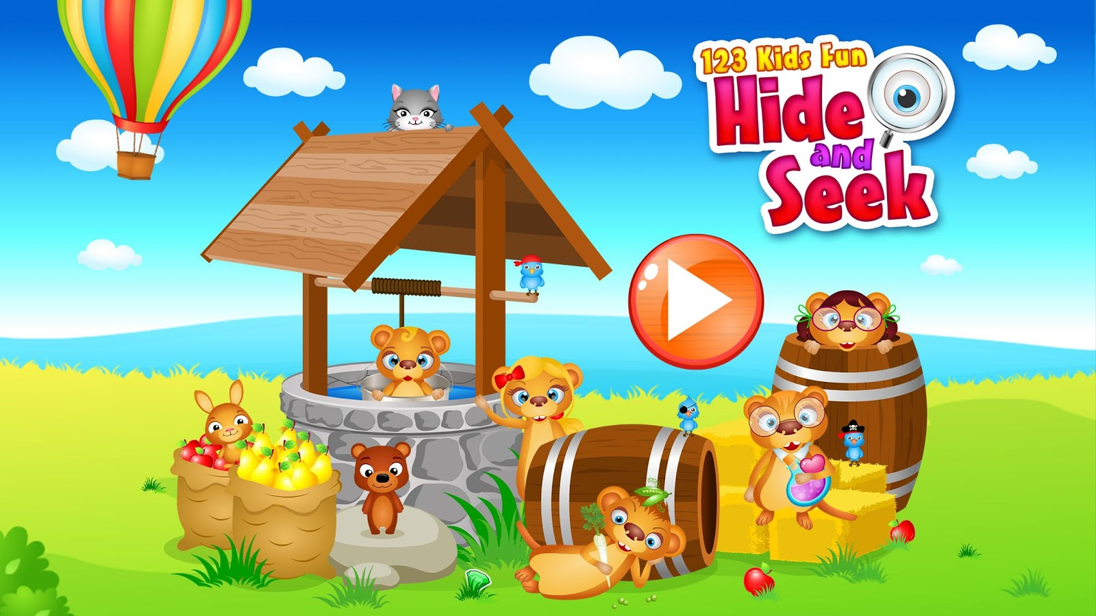 123 Kids Fun Hide and Seek Full- screenshot