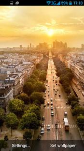 France Live Wallpaper - náhled