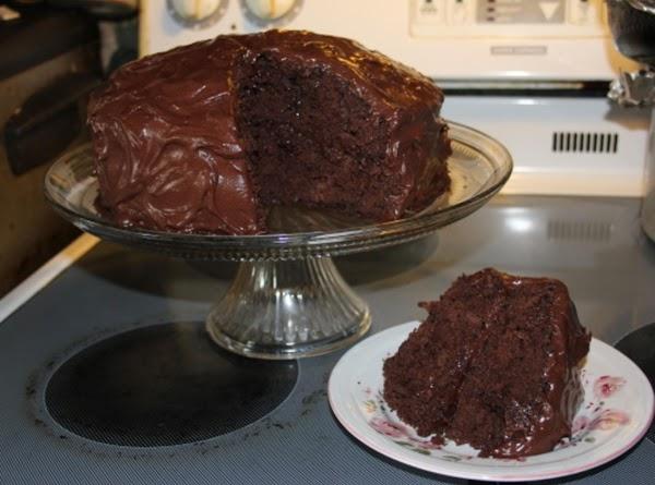 Chocolate Sauerkraut Cake Recipe