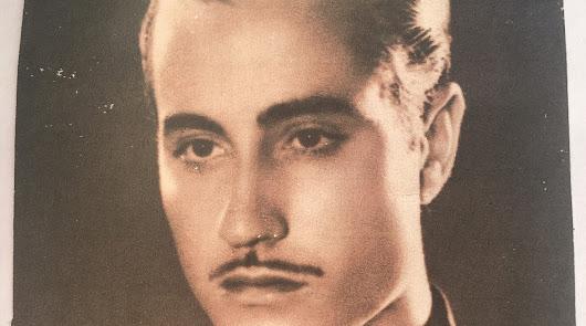 El primer falangista almeriense