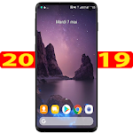 launcher 2019 theme modern design for android Icon