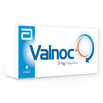 Solo Online Valnoc 3 Mg Tab/Comp x   15 Und