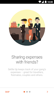 Settle Up - Group Expenses- screenshot thumbnail