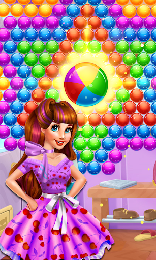 Beauty Girl Makeup Bubble for PC