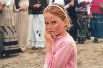 Photo: Girl, Bazit (Doğubayazıt), North Kurdistan (Turkey), 2007