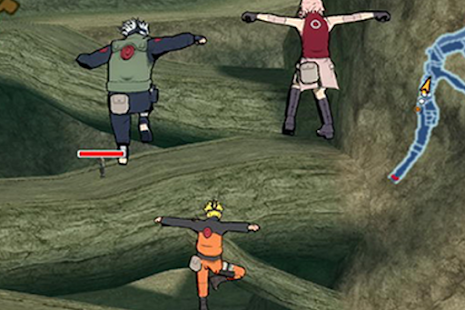 Hint For Naruto New - náhled