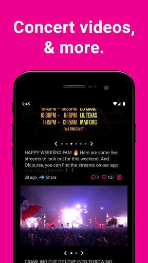 Edmtrain Concerts 2.2 Screenshots 5