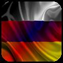 Deutschland Russland Russisch icon