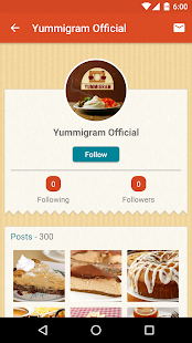 Yummigram- screenshot thumbnail