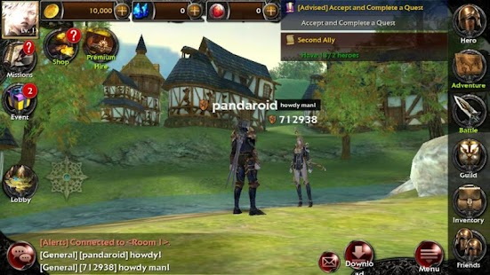 Legion of Heroes- screenshot thumbnail