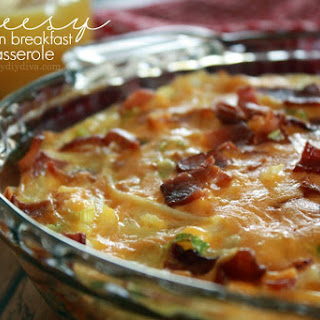 Hash Brown Egg Bacon Cheese Casserole Recipes