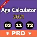 Age Calculator by Date of Birth & Date Calculator icon