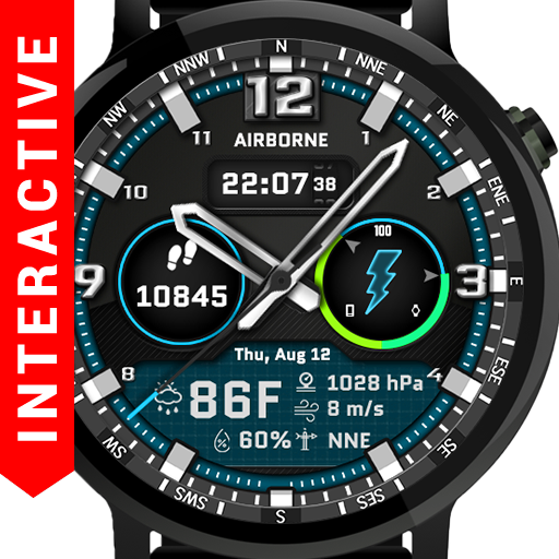 Airborne Watch Face APK Cracked Download
